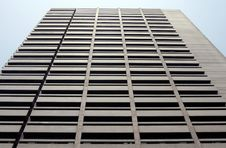 Free Ugly Concrete Office Building Stock Photos - 1826843