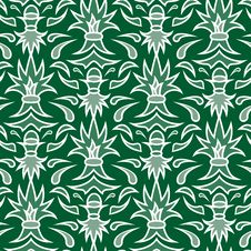 Free Seamless Wallpaper Pattern Royalty Free Stock Photos - 1828688