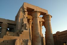 Free Kom Ombo Temple Stock Images - 1828714