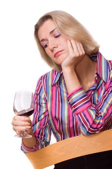 Free Wine Degustator Royalty Free Stock Photography - 1829317