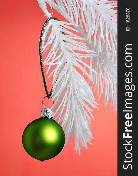 Ornament hanging