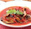 Free A Stew Of Eggplants Stock Photo - 18202110