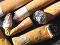 Free Fag-end Royalty Free Stock Photos - 18204918