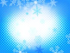Free Christmas Background, Vector Royalty Free Stock Images - 18200269