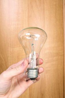 Free Electric Light Bulb Stock Photo - 18200490