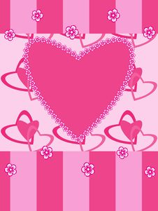 Free Greeting Card Valentine Day Royalty Free Stock Photo - 18200585