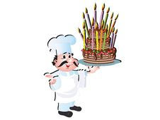 Free Cook Chef Stock Photo - 18201490