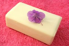 Free Flower Soap Stock Photos - 18202673