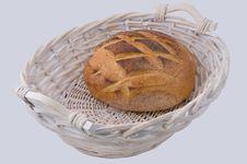 Isolated Bread Royalty Free Stock Photos