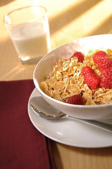 Free Early Morning Breakfast Stock Image - 18203701