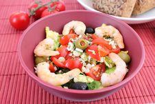 Free Fresh Salad Royalty Free Stock Photo - 18204015