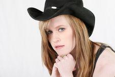 Free Cowgirl Stock Photos - 18204623