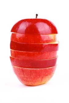 Free Red Fresh Apple Royalty Free Stock Image - 18205706