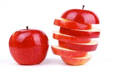 Free Red Fresh Apple Royalty Free Stock Photography - 18205917