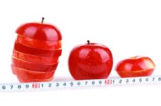 Free Red Fresh Apple Royalty Free Stock Image - 18206106