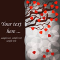 Free Abstract Valentine S Day Greeting Card Royalty Free Stock Image - 18215606