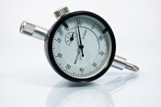 Free DIAL GAUGE Stock Photo - 18210800