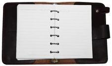 Free Open Spiral Notebook Stock Photos - 18212293