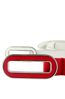 Free Two Womens Belts Stock Photography - 18213382