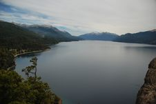 Free Lake Shore And Mountains Stock Photos - 18214303