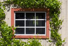 Free Old Rustic Window Stock Photo - 18214510