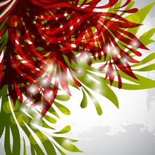 Free Floral Background Stock Photography - 18214792