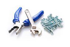 Free Tools. Stock Image - 18215031