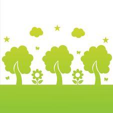 Free Ecological Illustration Stock Images - 18215264