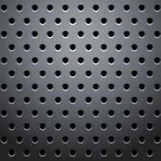 Free Grid With Round Dots Royalty Free Stock Image - 18217706