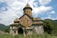 Free Pitareti Monastery In Georgia Stock Photography - 18218712