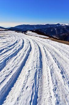 Free Winter Landscape Stock Image - 18218931