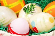 Free Easter Eggs Stock Photo - 18219460