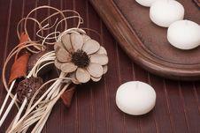 Aromatherapy SPA Salons Stock Photo