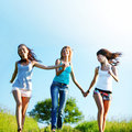 Free Fun Girlfriends Stock Photos - 18220523