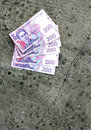 Free 200 Ukrainian Hryvnia Royalty Free Stock Images - 18220769