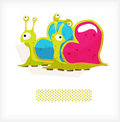 Free Lovers Snail 2 Royalty Free Stock Photography - 18223577