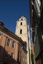 Free St John S Church, Vilnius Royalty Free Stock Photo - 18227445