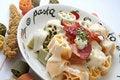 Free Italian Pasta Royalty Free Stock Photography - 18228257