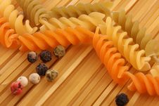 Free Pasta Royalty Free Stock Image - 18220796