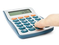 Free Calculator Stock Photos - 18221713