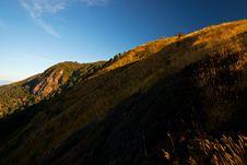 Free Inthanon Mountain, Landscape Asia Royalty Free Stock Image - 18222826