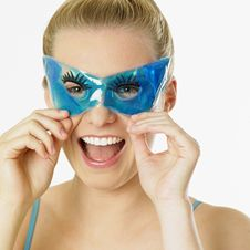 Free Facial Mask Stock Image - 18223121
