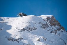 Free Winterlandscape In The Zugspitze, Germany Royalty Free Stock Images - 18225069