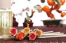 Free Aromatherapy. Spa Stock Images - 18225484