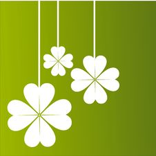 Free St. Patrick S Day Background Royalty Free Stock Photography - 18225797