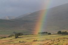 Free Rainbow. Stock Photos - 18225933