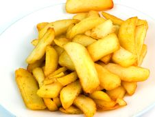 Free Chips Stock Photography - 18226172