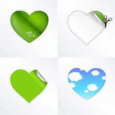Free Hearts In Different Kinds Stock Photos - 18227463