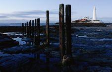 Free St Mary S Lighthouse Stock Photo - 18228150