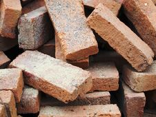 Free Old Red Brick Stock Photo - 18229260